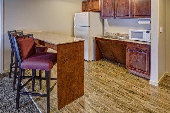 Dunn, Carolina del Norte: Suite Kitchen