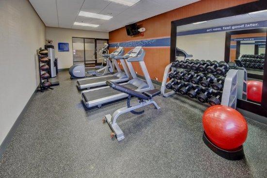 Dunn, Carolina del Norte: Fitness Center