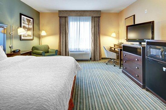 Hampton Inn and Suites Tamarac - Accessible King (3)