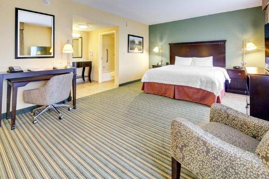 Hampton Inn and Suites Tamarac - King Studio (4)