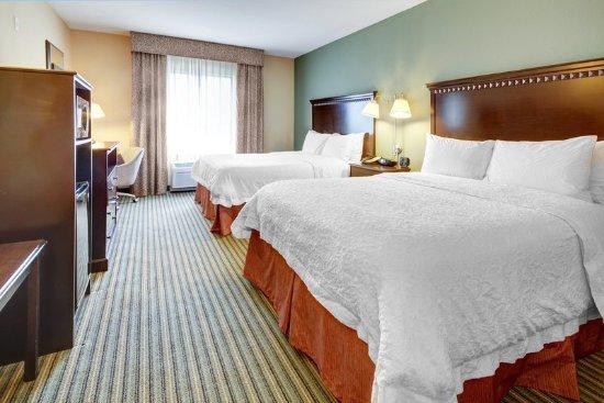 Hampton Inn and Suites Tamarac - 2 Queens (2)