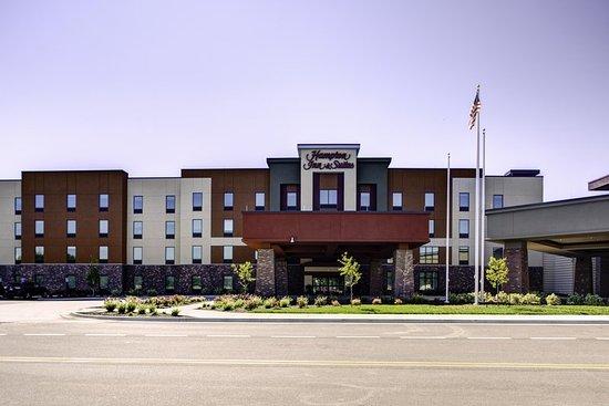 Pittsburg, KS: Hotel Exterior