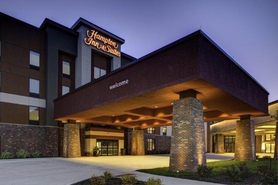 Pittsburg, Kansas: Hotel Exterior