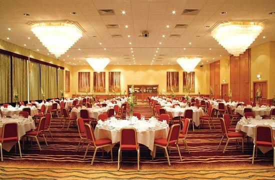 DoubleTree by Hilton Hotel Sheffield Park: Devonshire Suite