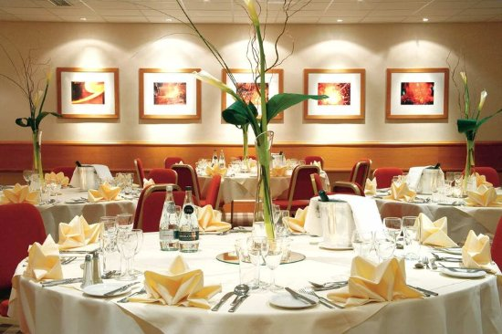 DoubleTree by Hilton Hotel Sheffield Park: The Hadfield Suite