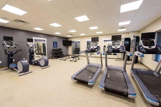 Superior, WI: Fitness Center