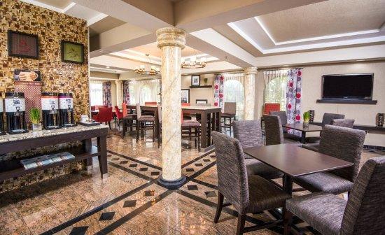 Hampton Inn St. Augustine-Historic District: Free Hampton Inn Breakfast