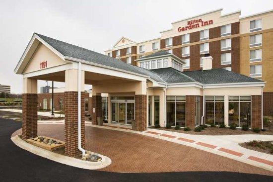 Hilton Garden Inn Schaumburg Updated 2018 Hotel Reviews Price Comparison Il Tripadvisor