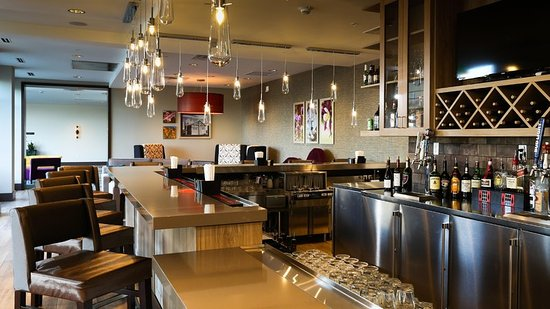 The Garden Lounge Picture Of Hilton Garden Inn Arvada Denver Arvada Tripadvisor