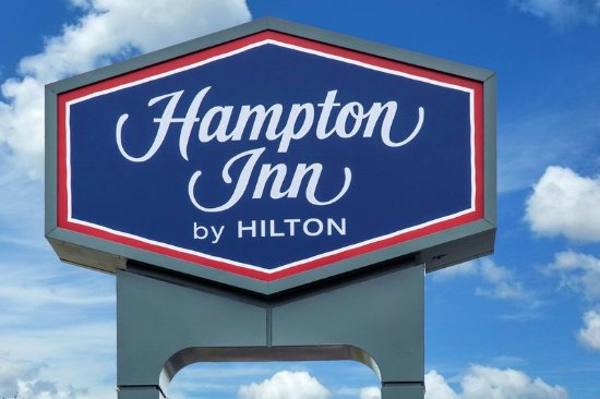 Douglas, GA: Hampton Inn Sign