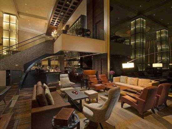Hilton Kuala Lumpur: Lobby Lounge Ambience