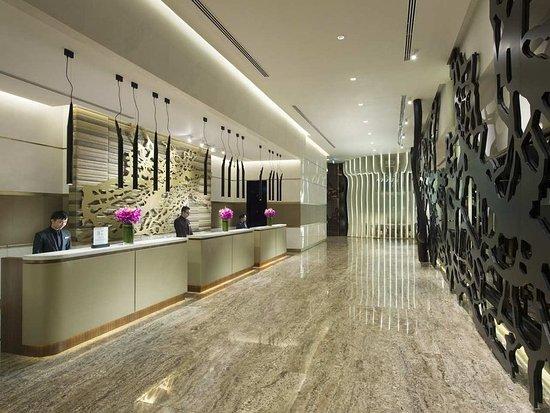 Hilton Kuala Lumpur: Hotel Reception