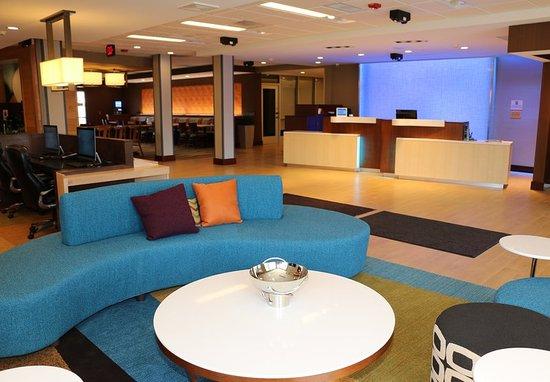 Bowling Green, Οχάιο: Lobby Lounge
