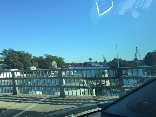 Kittery Premium Outlets: On the way