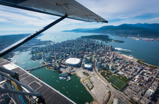 Fly and Dine to Bowen Island from ...