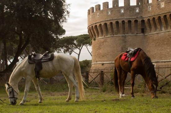HORSE DAY IN ANCIENT ROME