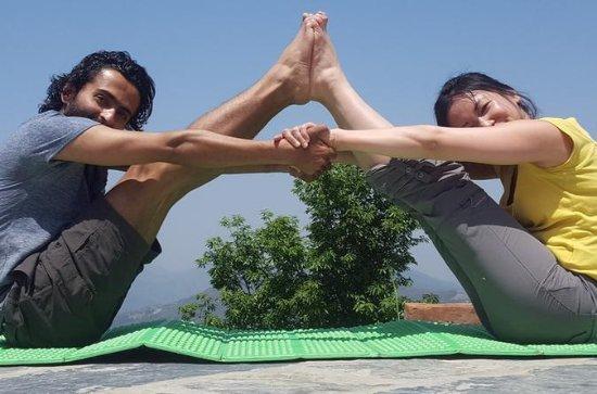7 Days Yoga Retreat And Trekking Tour Near Kathmandu Valley Nepal 7 Days Yoga Retreat
