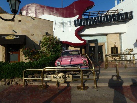 Hard Rock Cafe Sharm El Sheikh : Hey Pinky :-)