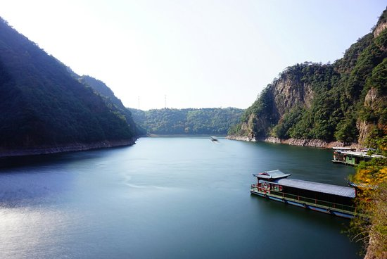 Wuxie Scenic Resort of Shaoxing