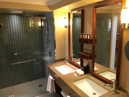 Sheraton Denarau Villas: quite modern and recently upgraded