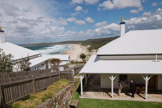 Seal Rocks, ออสเตรเลีย: Il giardino del Cottage