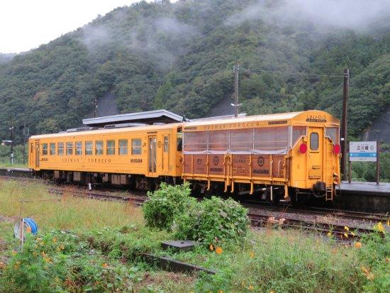 Shiman Torocco (JR Shikoku Yodo Line)