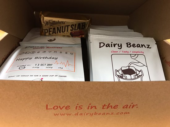 Dairy Beanz Coffee Roasters Best Gift For Lovers