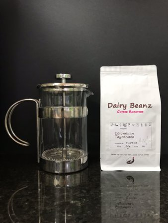 Pukekohe, New Zealand: Making a good cup of coffee at home doesn't have to be hard. Check us out online 4 the Brew Guid
