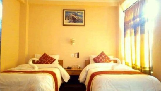 Festoon Hotel: twin bedrooms 403