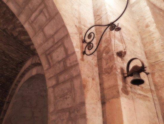Abbazia di Sant' Urbano : Particolare all'interno della chiesa