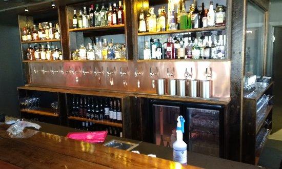 Cooroy, Australia: Choice of beer
