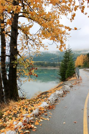 Green Lake Lookout: Green Lake