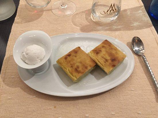My Pumpui : Dessert : double tarte au jasmin