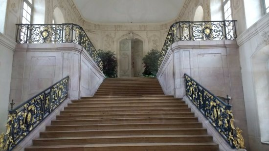 Ducal Palace: Impressive staircase