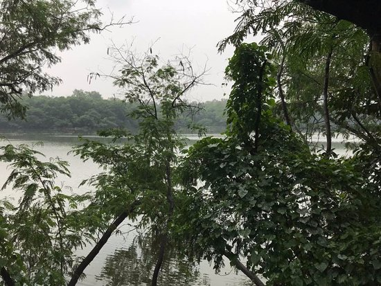 Pune District, Indien: Katraj Lake