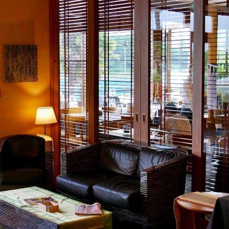 Spresiano, Włochy: salottino-bar