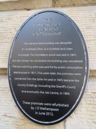The Guildhall \u0026 Linen Exchange Hotel (Dunfermline, Écosse) , voir les  tarifs et avis hôtel , TripAdvisor
