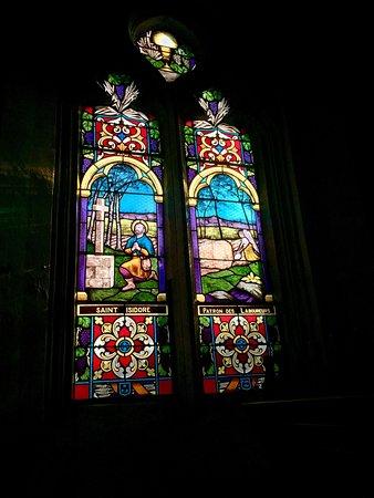 Foussais-Payre, France: Une autre église classée près de Foussais-Payré l'église Sainte-Marthe à Puy de Serre, petite et