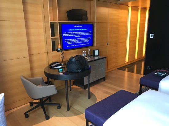 Hilton Kuala Lumpur: Room is still in good condition - nov 2017