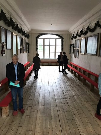 Eidsvoll 1814: The main room seen the other way