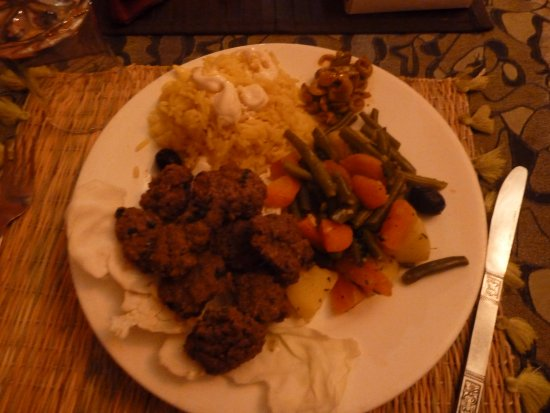 Dar El Walidin Chez Jamjami Monssif: kefta