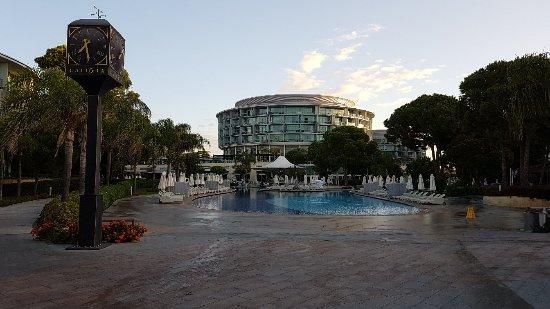 Calista Luxury Resort: 20171009_073013_large.jpg