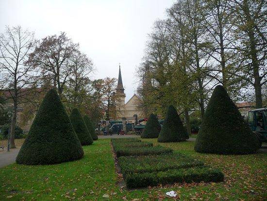 Französischer Garten