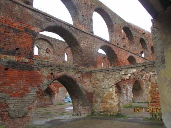 In der Kloster-Ruine Bad Doberan