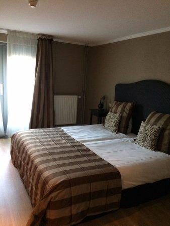 Slaapkamer - Bild von Saillant Hotel Gulpenerland, Gulpen - TripAdvisor