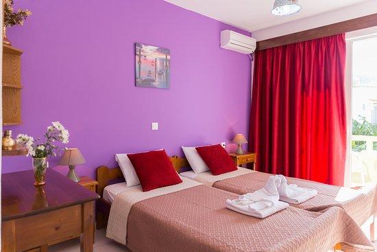 Archangelos, Grecia: double room