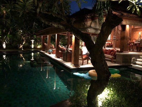 Villa Des Indes: Had great trip here!