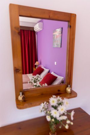 Archangelos, Grecia: double room