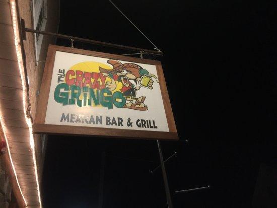 Laconia, New Hampshire: The Crazy Gringo