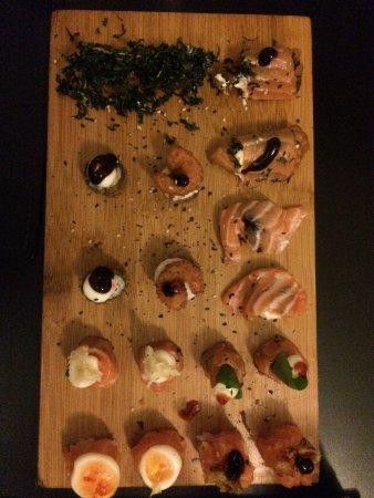 Kobu Sushi Piracicaba: Sushis diversos